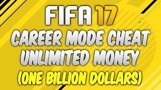 FIFA 17 UNLIMITED MONEY CHEAT! (1 BILLION $)
