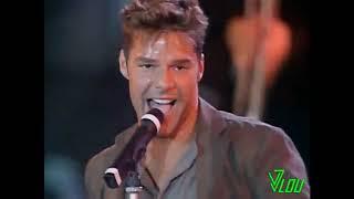 Ricky Martin - La Copa De La Vida - 1998  Festivalbar    & Hq