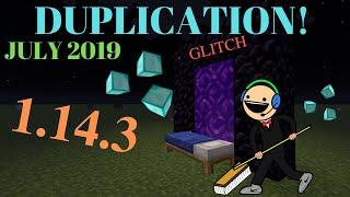 Minecraft Duplication Glitch 2019 Pc