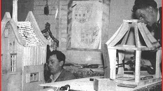 Rommeldam originele beelden opbouw