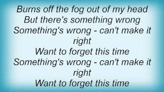 Judge - Forget This Time Lyrics