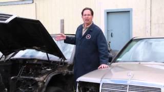 Mercedes 190E 2.3 16v Rare Find and Restoration Plans by Kent Bergsma