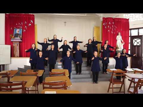 Khóa ca trưởng-Lớp Khấn Sinh Dòng Khiết Tâm Đức Mẹ Nha Trang (Hè 2020)