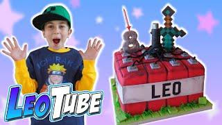 Leo Cumple 8 años