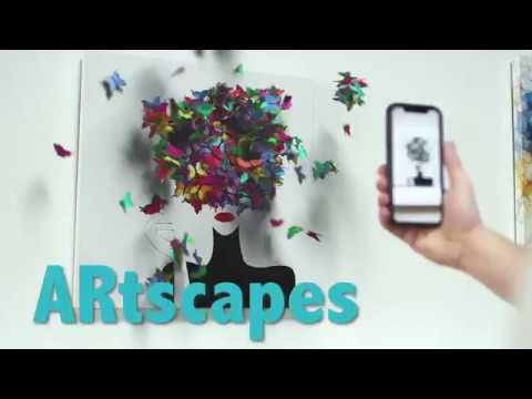 Artscapes- Artwork Brought To Life With AR-GadgetAny