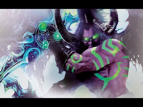 The Story of 'Illidan' By William King