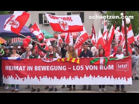 Das weiß-rote Fest