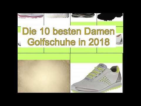 Die 10 besten Damen Golfschuhe in 2018