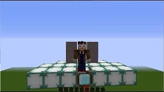 Doctor Who Pixel Art!! Minecraft