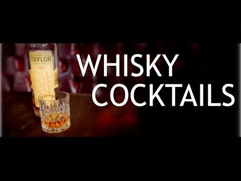 Video Whisky Cocktails VOL I
