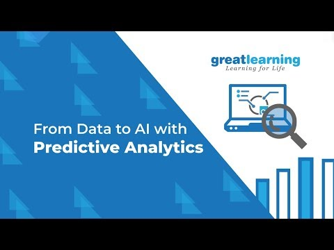 From Data to AI with Predictive Analytics | Great Learning
