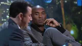 Kobe Bryant Up Close Interview with Jimmy Kimmel [FULL INTERVIEW]