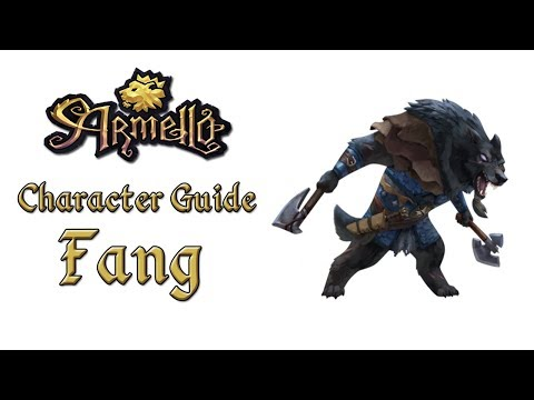 Armello Character Guide: Fang