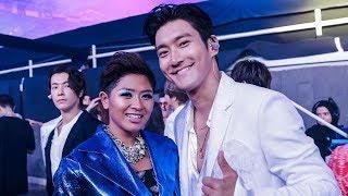Bawakan Lagu Unbeatable, Dira: Donghae dan Siwon Khusus Nyamperin untuk Bilang Suka Penampilan Gue