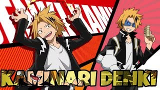 8 Facts You May or May Not Know About Kaminari Denki- My Hero Academia