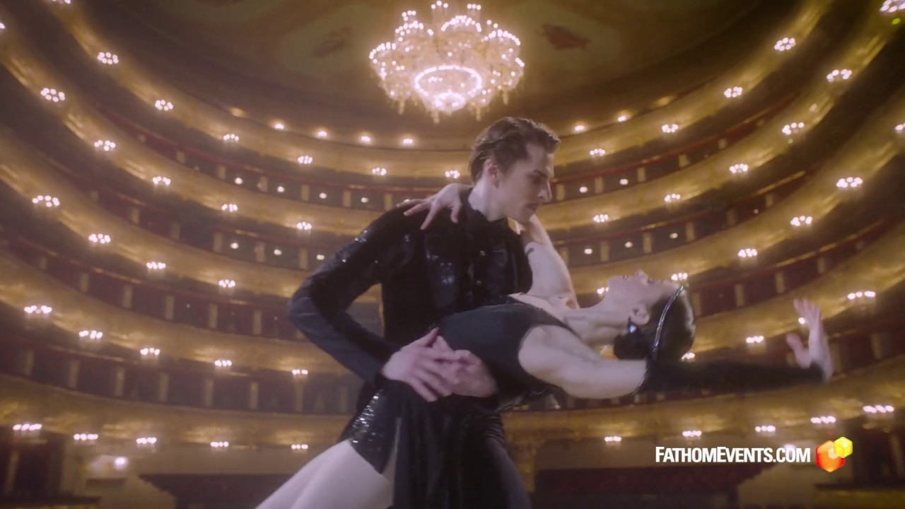 Bolshoi Ballet: The Golden Age