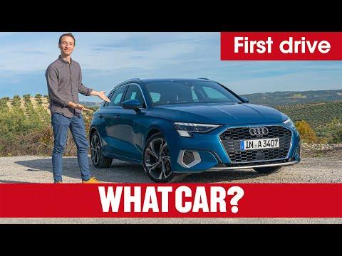 External Review Video ORjrMvb1zXI for Audi A3 Sportback (4th gen, Typ 8Y)