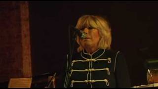 "Marianne Faithful - ""Times Square"" live at The City Winery, NYC 03/28/09"