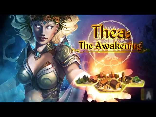 Видео к игре Thea The Awakening