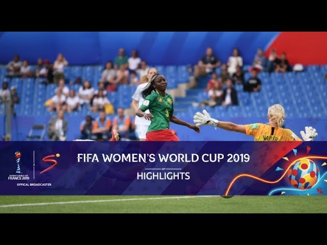 FIFA Women's World Cup | Cameroon vs New Zealand | Highlights