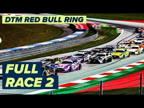 DTM ニュルブルクリンク(ドイツ) レース2のフル動画