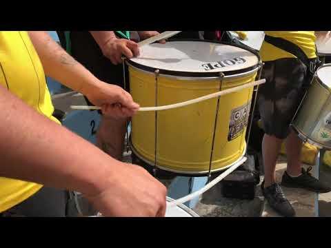 """""""Percusión Barra Amsterdam vs Hijos"""" Barra: Barra Amsterdam • Club: Peñarol"""