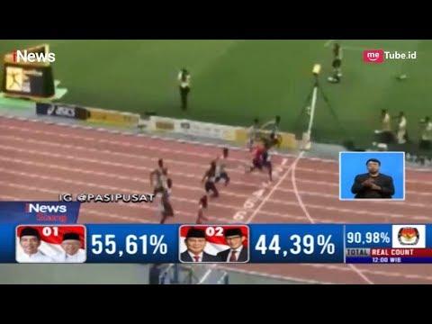 Detik-Detik Lalu Muhammad Zohri Lolos ke Olimpiade 2020 - iNews Siang 20/05