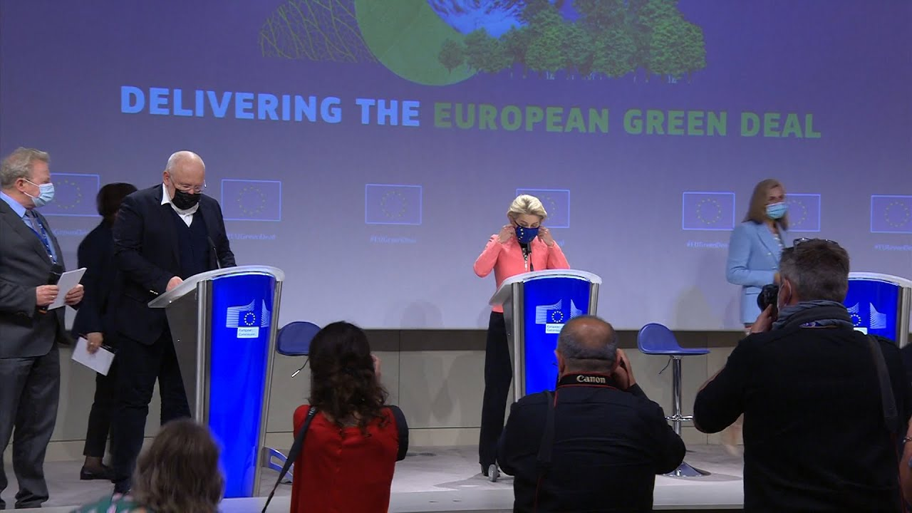 Στόχος της Ευρώπης η μείωση των εκπομπών κατά 55%