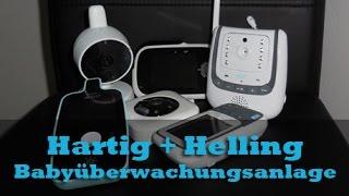 HARTIG+HELLING Video-Babyphone MBF 9091 | Babyartikel.de