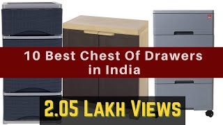 Top 10 Best Selling Chest Of Drawers & Dressers In 2020 Prices List