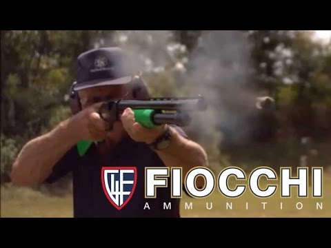 Fiocchi Teams With World's Best For 3 Gun Shotshell Line