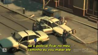 50 Cent  - Officer Down Man Down [ Legendado ]