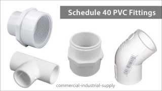 Buy Schedule 40 PVC Fittings Wholesale
