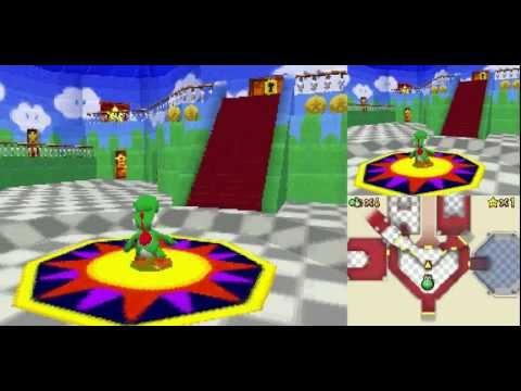 [HD] TAS: DS Super Mario 64 DS in 09:50,64 by MKDasher & ALAKTORN