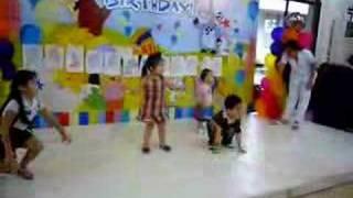 Sophia Dexine's Dancing