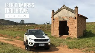 Jeep Compass Trailhawk - Test Drive