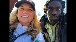 WHAT'S RIGHT IN AMERICA WITH YG: EP1 FRANKIE HOLBROOK HELPING THE HOMELESS