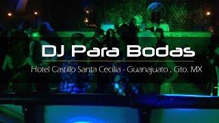 preview picture of video 'Boda Guanajuato Hotel Castillo Santa Cecilia'