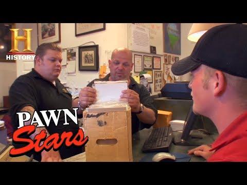 Pawn Stars: Big Box of Comic Books (Season 1)   History