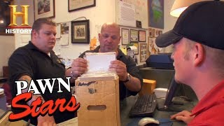 Pawn Stars: Big Box of Comic Books (Season 1) | History
