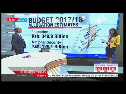 Business Today - 30th March 2017 - Kenyan Budget 2017/2018