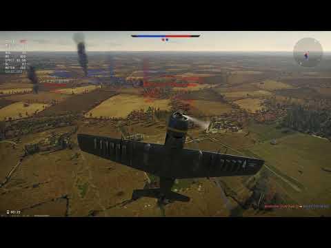Let's Play War Thunder #113 Deutsch Ostwind II in Action