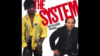 I Don't Run from Danger (Extended Mix) - The System