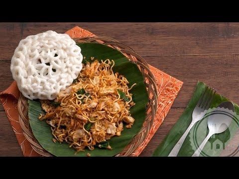 Video Resep Nasi Goreng Magelangan