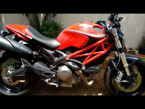 Ducati Monster 696cc freio ABS