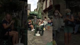 Dans les rues de Vitré