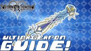 Kingdom Hearts HD 2.5 ReMIX - COMPLETE GUIDE: Ultima Weapon / Item Synthesis / FM Materials (KH2 FM) - dooclip.me