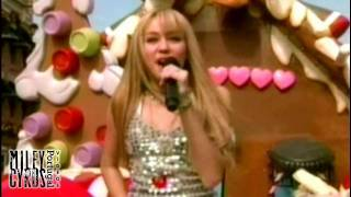 Rockin' Around The Christmas Tree - Miley Cyrus (as Hannah Montana)  (2006)