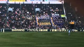 第85回選抜高校野球仙台育英応援団