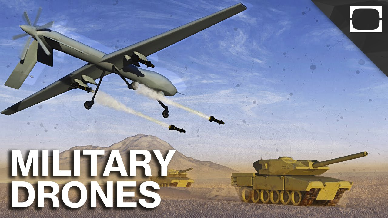 The Pros And Cons Of Drone Warfare thumbnail